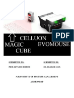 Magic Cube Evo Mouse