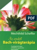 62765294 Az Eredeti Bach Viragterapia Scheffer Mechtild 1