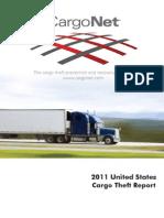 2011 United States Cargo Theft Report