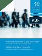 Wales Attendance Framework