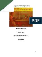 EDEL 453 Arriaza Final Social Studies Unit