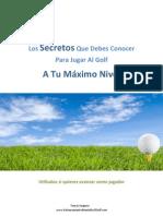 Secretos Para Dominar El Golf