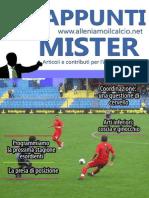 Numero 4 Gli Appunti Del Mister