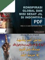 Konspirasi Global Dan Misi Sesat Jil Di Indonesia