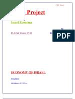Economy of israel