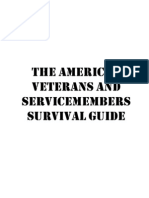 Veterans and Active Duty SURVIVAL GUIDE