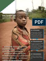 ICS factsheet child safety project