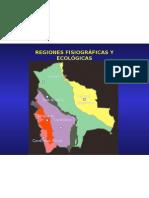Regiones FisiogrÁficas y EcolÓgicas