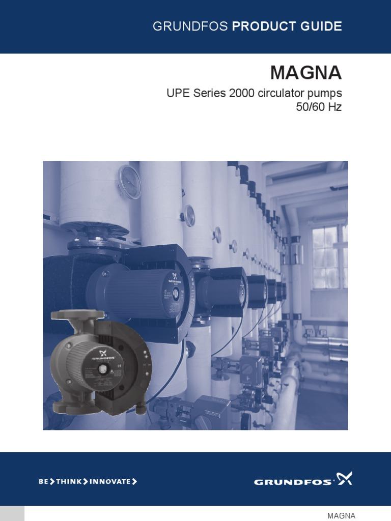 Magna Product Guide Relay Pump Tsurumi Wiring Diagram