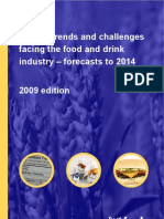 Issues Trends & Challenges Facing the Food & Drink Industry
