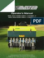 Campey - Greencare - Core Master Xtreme_Manual_V2011_1