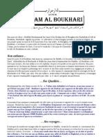 La vie de l'Imam Al Boukhari