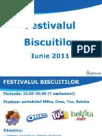 Festivalul biscuitilor