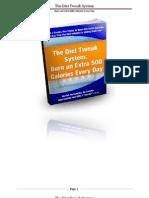 Diet Tweak