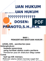 Power Point Bantuan Hukum