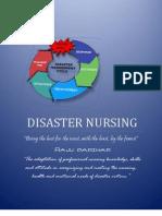 Disaster Nursing1