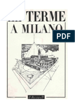 Le TERME a Milano