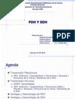 Expo PDH y SDH