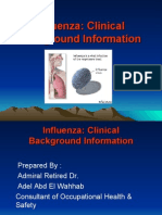 Influenza Clinical Presentation