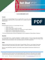 Tech Sheet 131