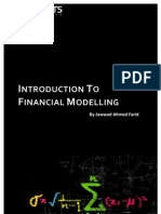 Financial Modelling Toc