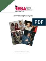 2008 Colorado MESA Annual Report