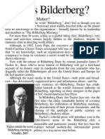 Bilderberg Diary