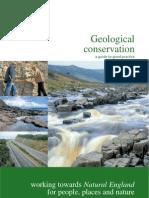Articol Arii Geol Protejate - Partea 1