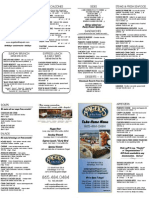 Angelos' at The Point TO-GO Menu