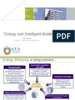 Energy Building (Energy Efficience and Intelligente Building) Erlet-Shaqe - AEA