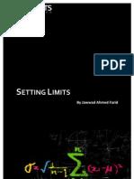 Setting Limits TOC