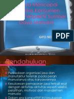 Seminar MSDM