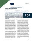 Basel III and the Continuing Evolution of Bank Capital Regulation