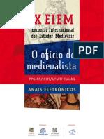 Os fundamentos das ações políticas na Idade Média - Luciano Daniel de Souza