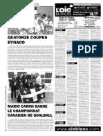 Petites annonces et offres d'emploi du Journal L'Oie Blanche du 2 mai 2012