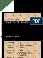 Cholestasis Jaundice Power Point