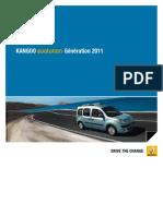 Brochure KangooEVOL