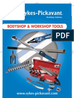 Bodyshop Workshop Tool Catalogue