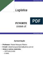 Logística_PARTE 1_7 período ADM_2º semestre 2011