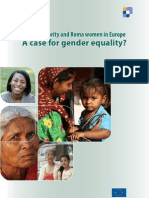 2008 Ethnic Minority and Roma Women in Europe