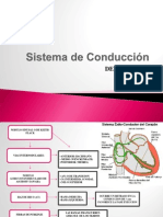 Sistema de Conducción corazon