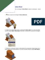 Autodesk Inventor - Criação de uma Feature Decal