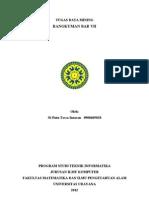 Tugas Data Mining Vii 0908605028