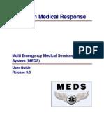 MEDS 3.8 Software User Guide