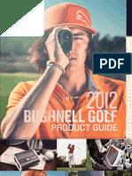 Bushnell Golf 2012