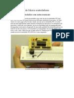 Projetos de Micros Control Adores