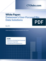 Datameers User Focused Big Data Solutions
