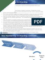 Insight Program Member on-Boarding Process v2
