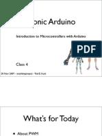 Bionic Arduino Class4