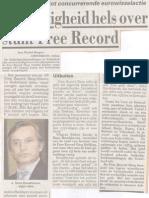 Liefdadigheid hels over stunt Free Record